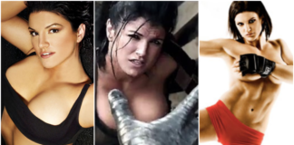 35 Hottest Pictures Of Gina Carano Who Plays Angel Dust In Deadpool Movies