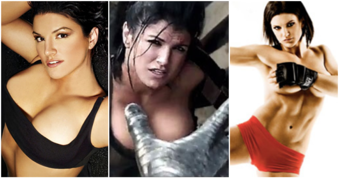 35 hottest pictures of gina carano who plays angel dust in