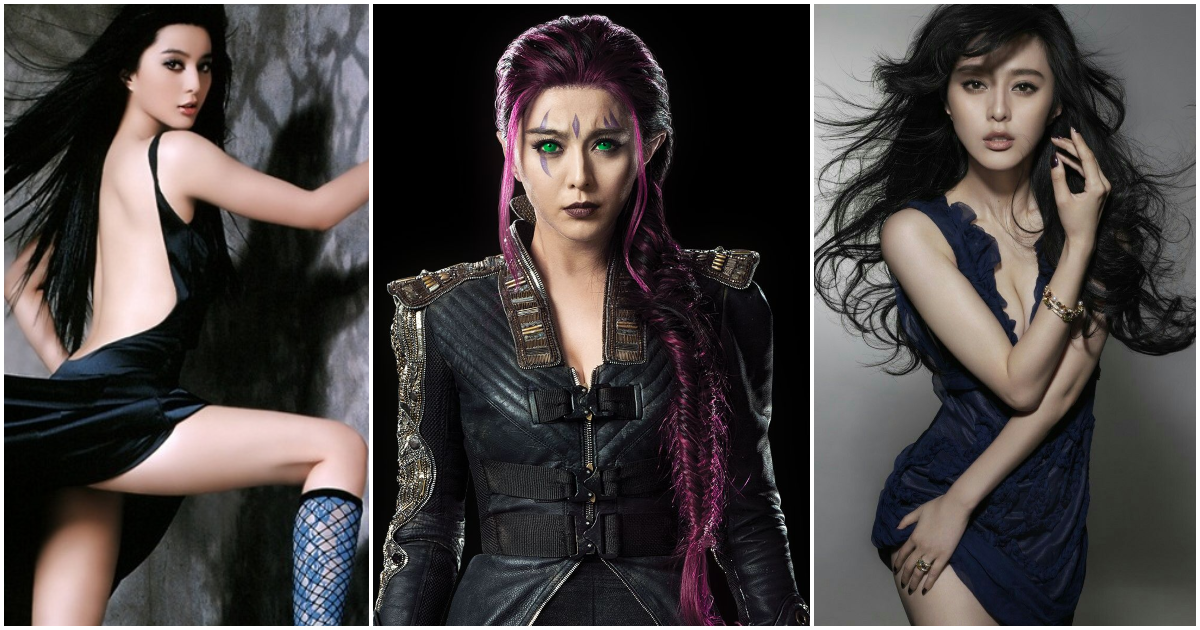 28 Hot Pictures Of Fan Bing Bing Who Played Blink In X-Men Movies-7214