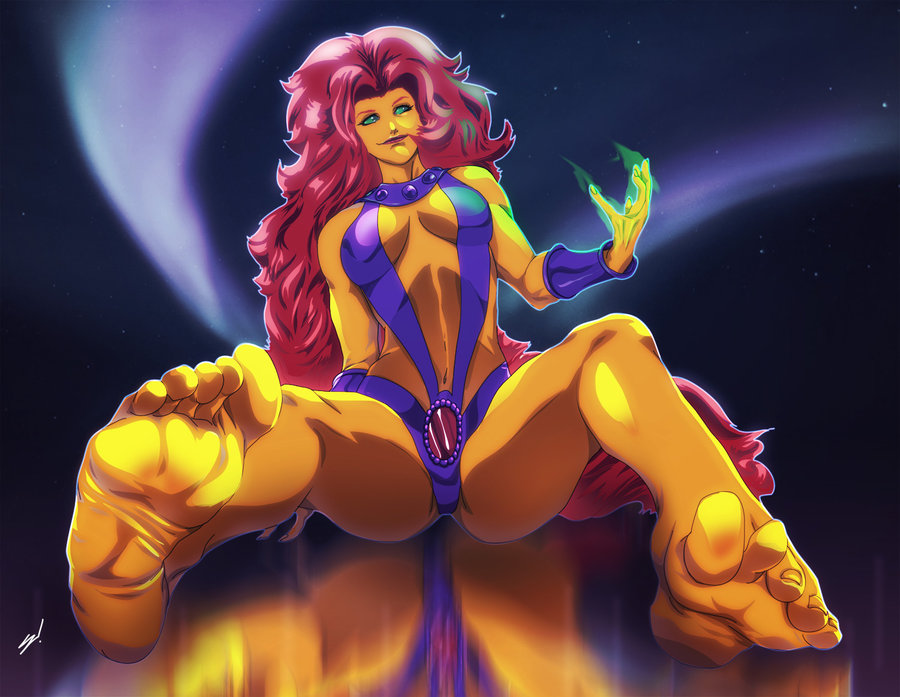Starfire Sexy Pictures