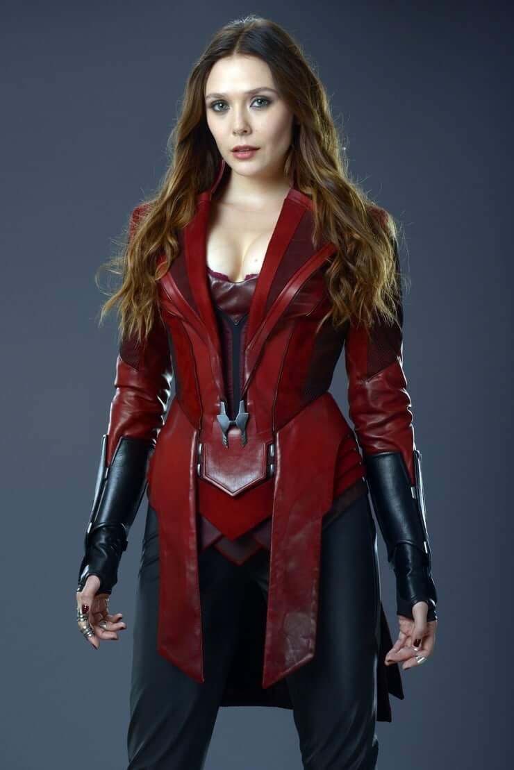 70 Hottest Elizabeth Olsen Images Which Prove That She S A Truly