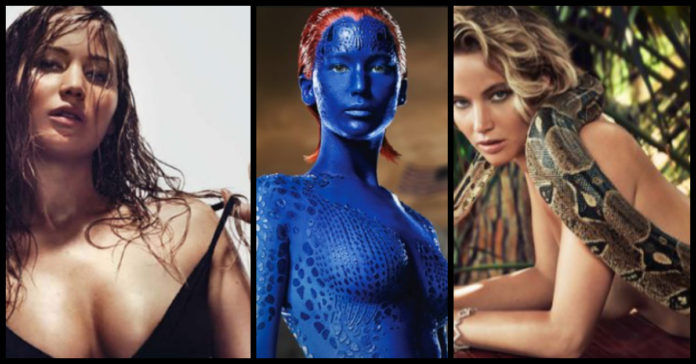 35 Hot Pictures Of Jennifer Lawrence Who Is Mystique In X ...