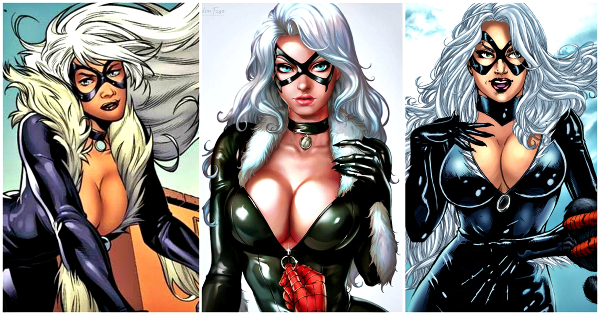 60 Hot Pictures Of Black Cat Felicia Hardy From Marvel Comics