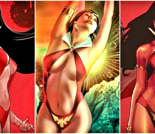 30 Hot Pictures Of Vampirella - The Hottest Vampire In Comic Books History