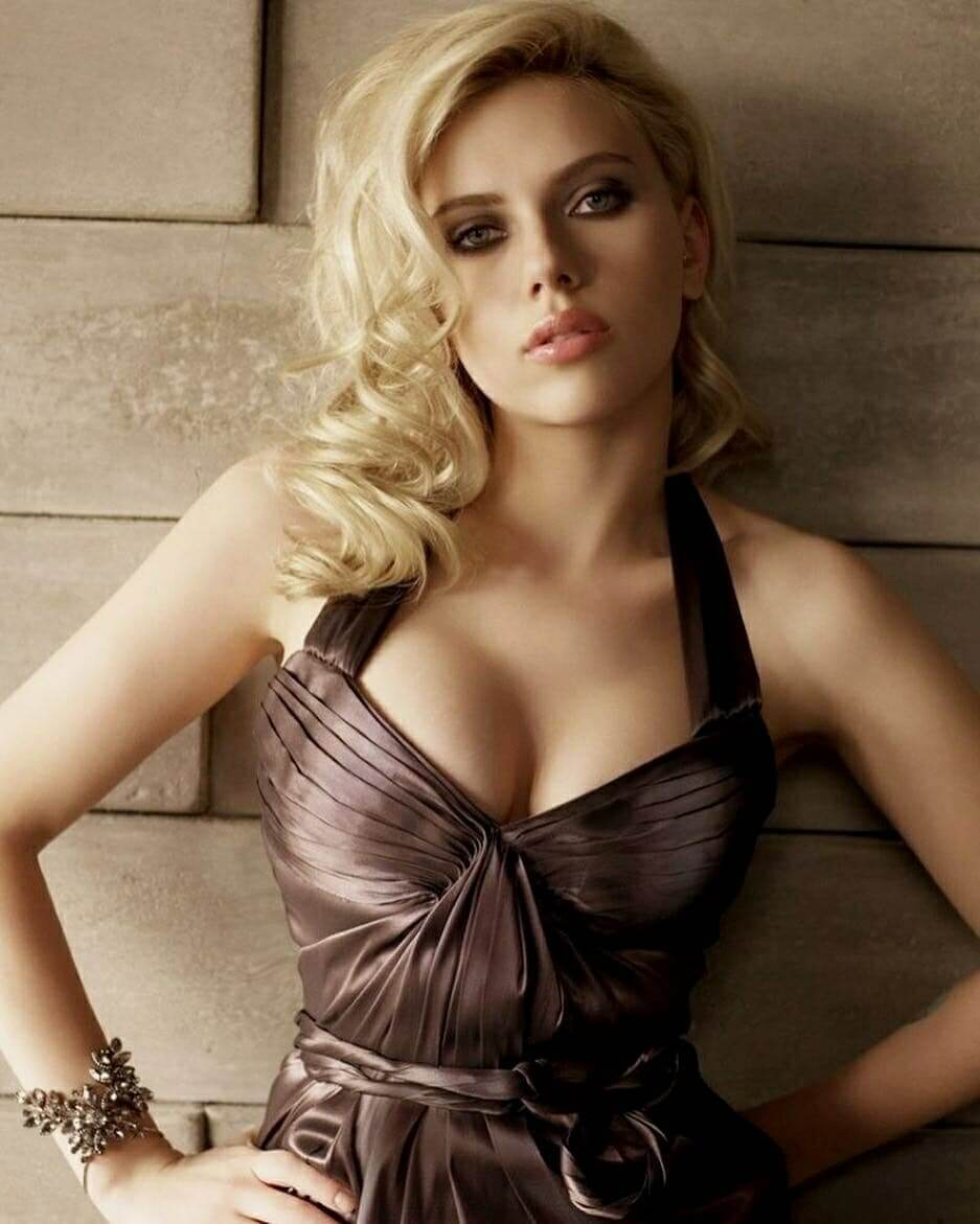 65 Hot Pictures Of Scarlett Johansson Will Make Your Day-6705