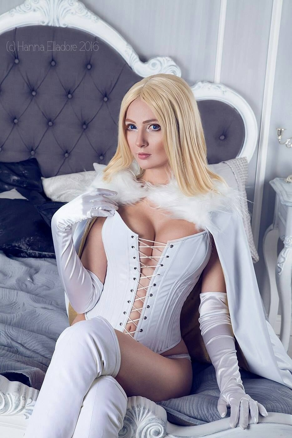 emma frost hot