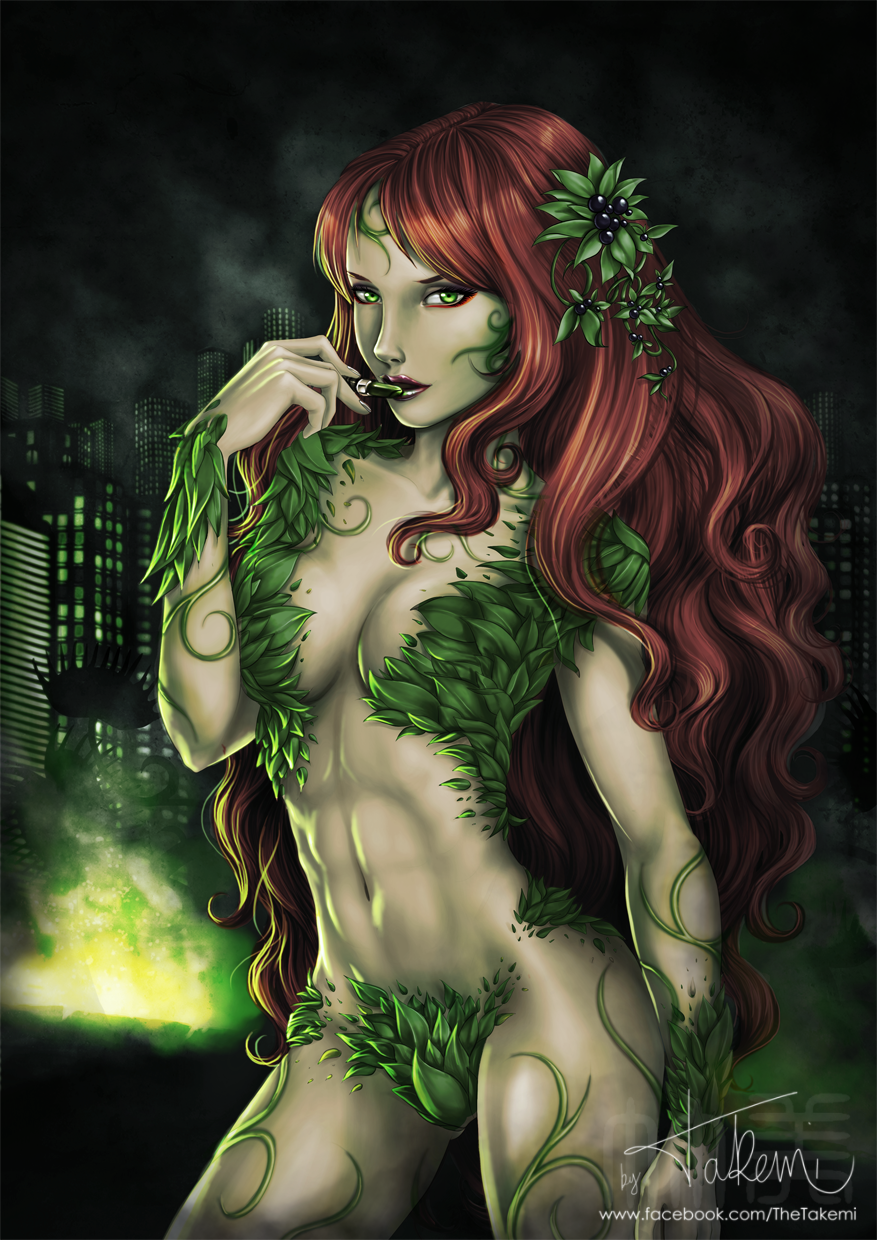 Poison Ivy Sexy picture