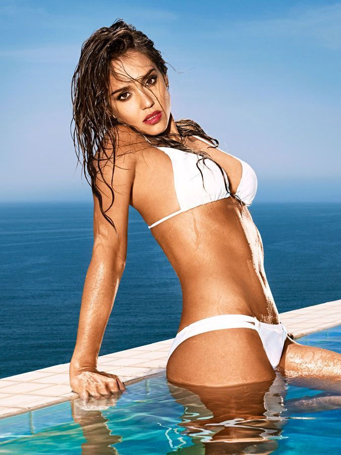 Sexy images of jessica alba