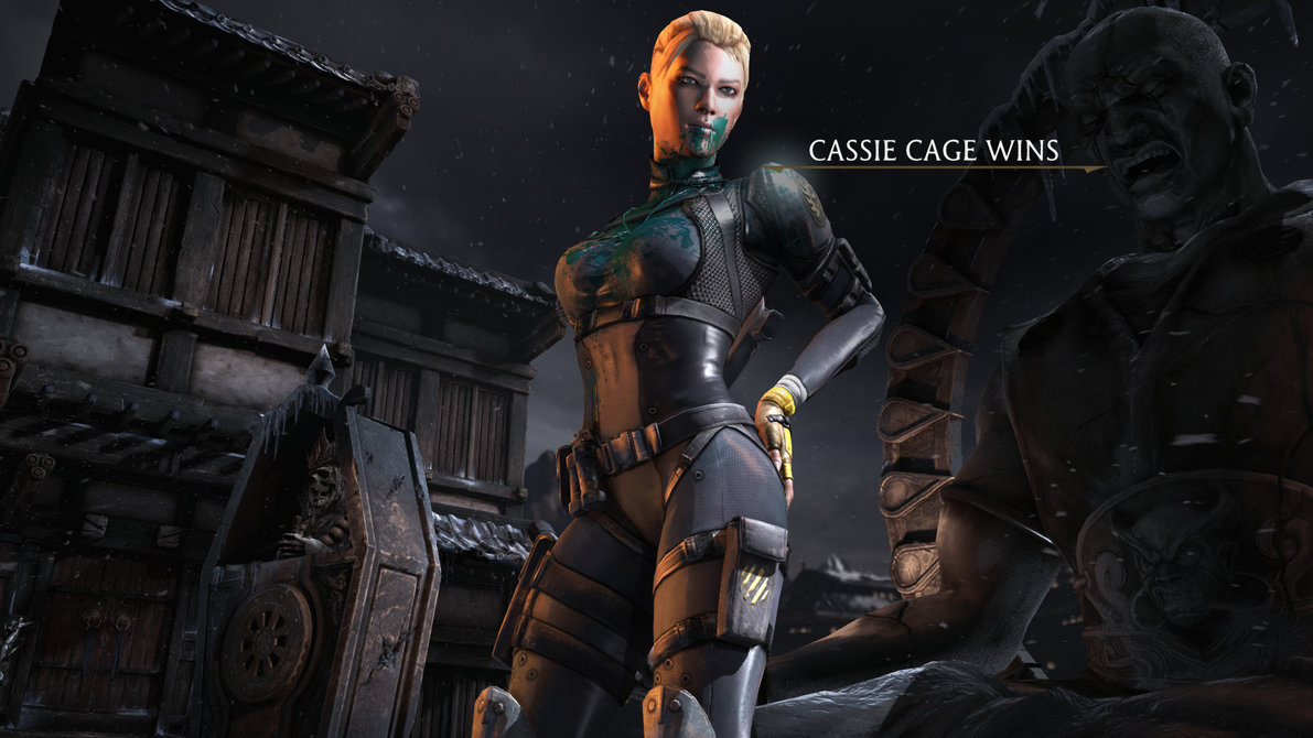 40+ Hot Pictures Of Cassie Cage From Mortal Kombat | Best Of Comic Books
