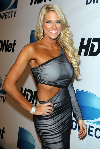 Kelly Kelly on Party