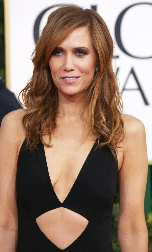 Kristen Wiig Hot in Black