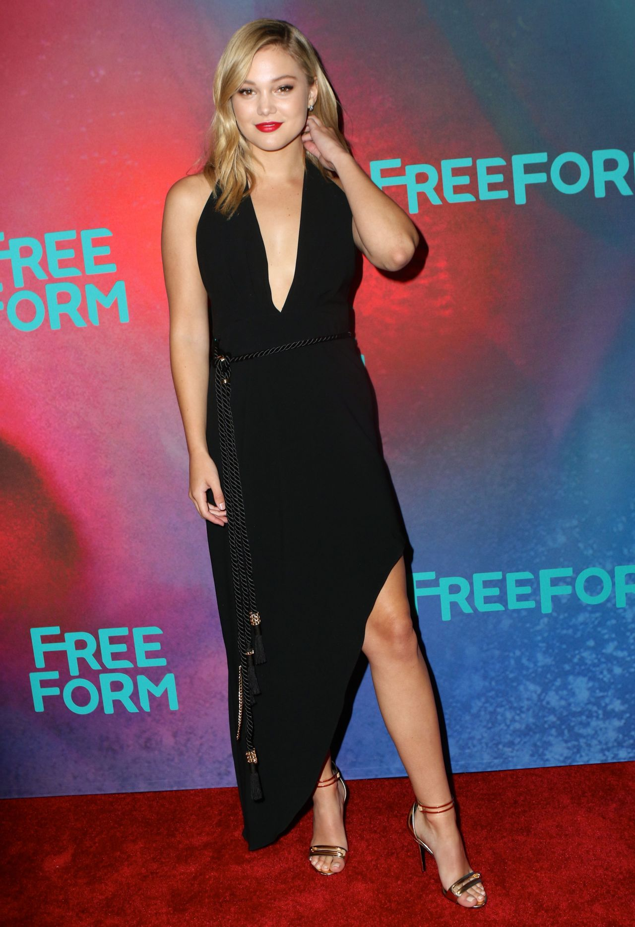 Olivia Holt on Red Carpet