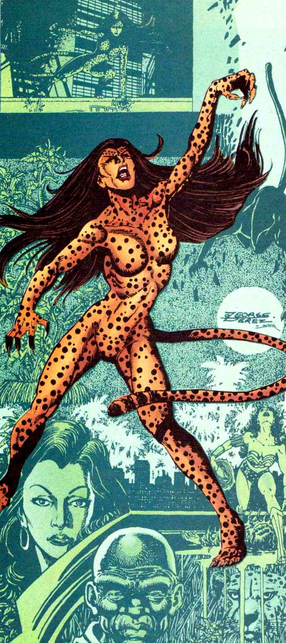Cheetah Hot