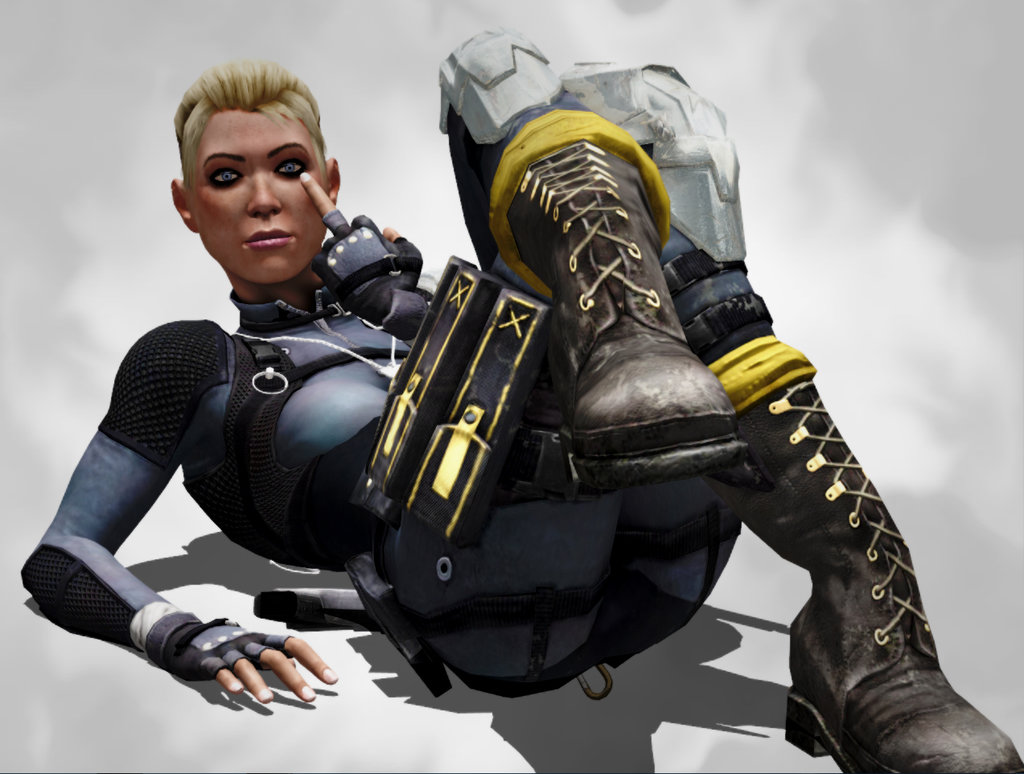 40+ Hot Pictures Of Cassie Cage From Mortal Kombat | Best