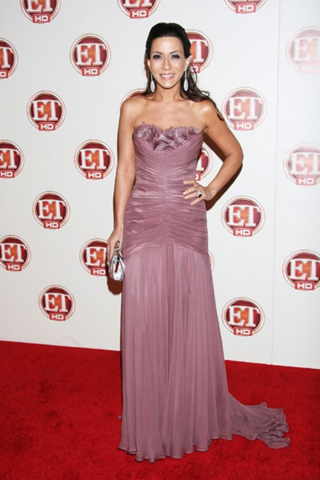 Marisol Nichols on Red Carpet