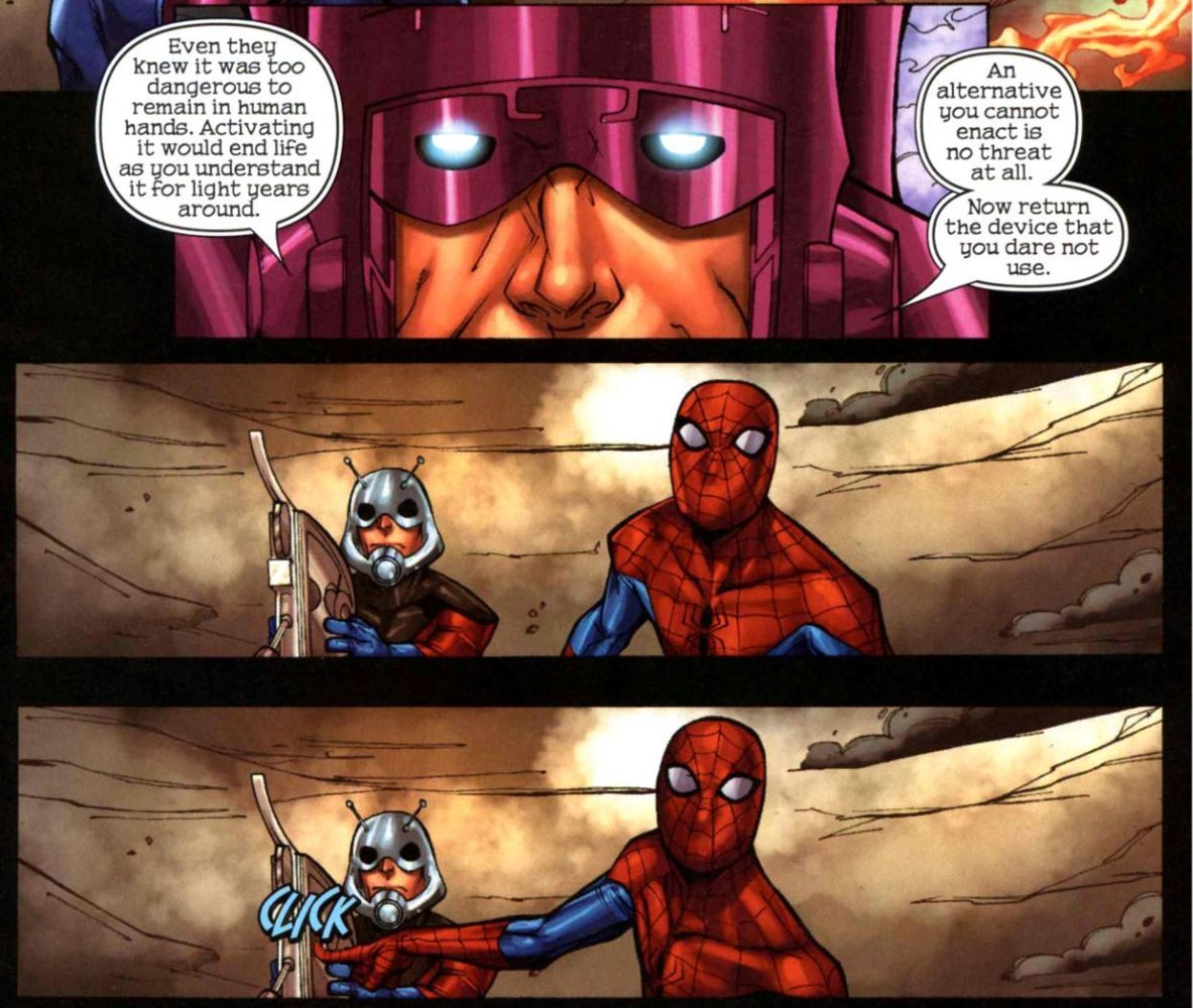 30 Hilarious Moments From Spiderman Comics Explain Why He
