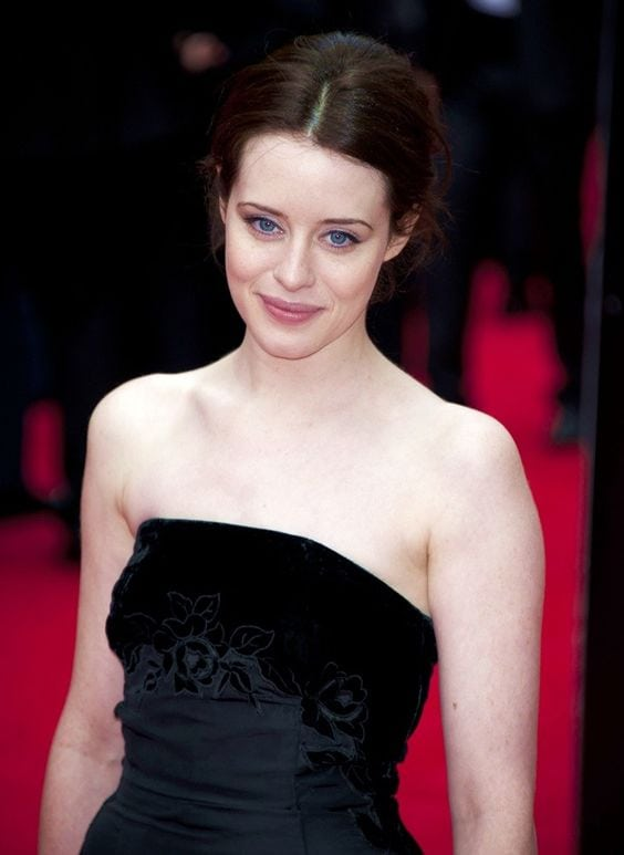 Claire Foy on Smile