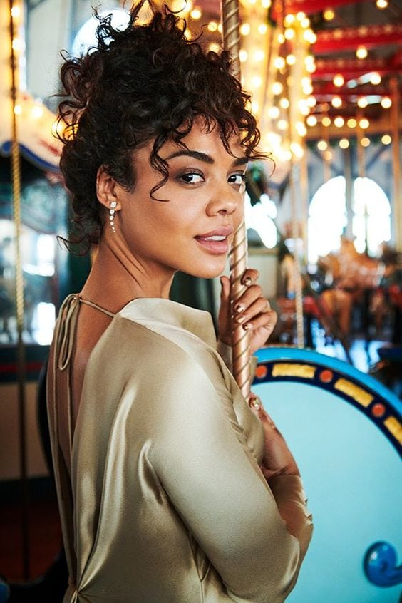 Tessa Thompson Hot