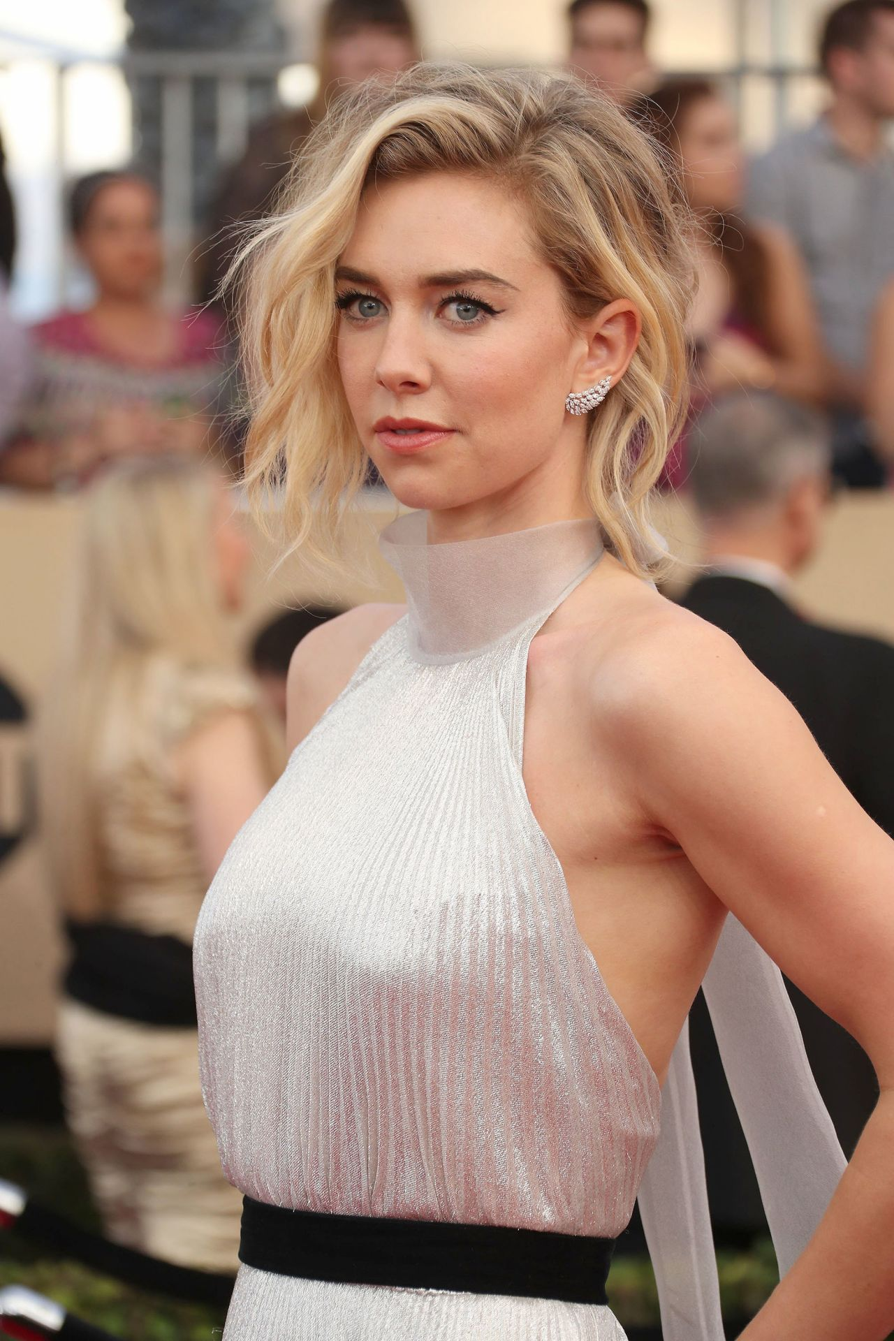 Vanessa Kirby on Photoshoot