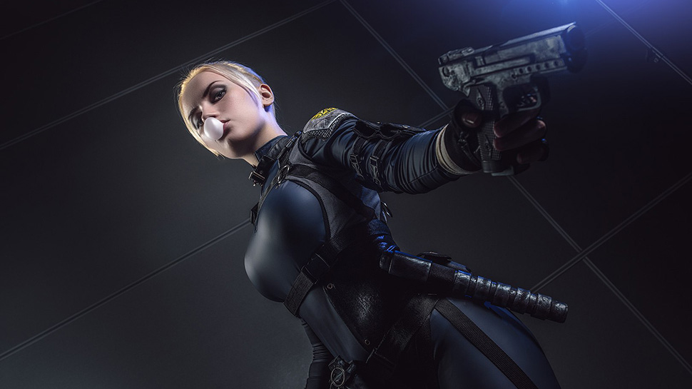 29 Hot Pictures Of Cassie Cage From Mortal Kombat-2976
