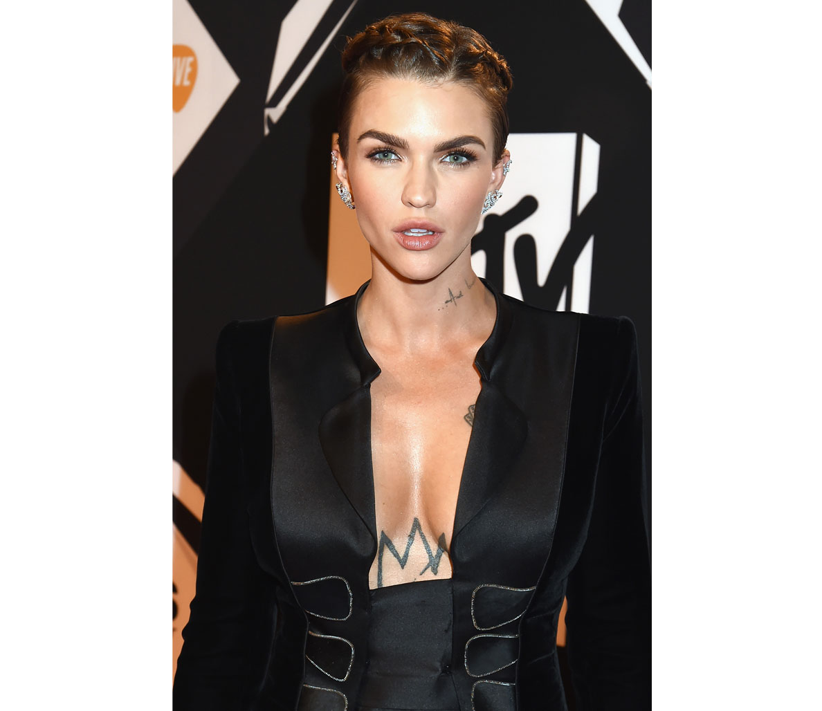Hot Ruby Rose naked (96 photo), Boobs