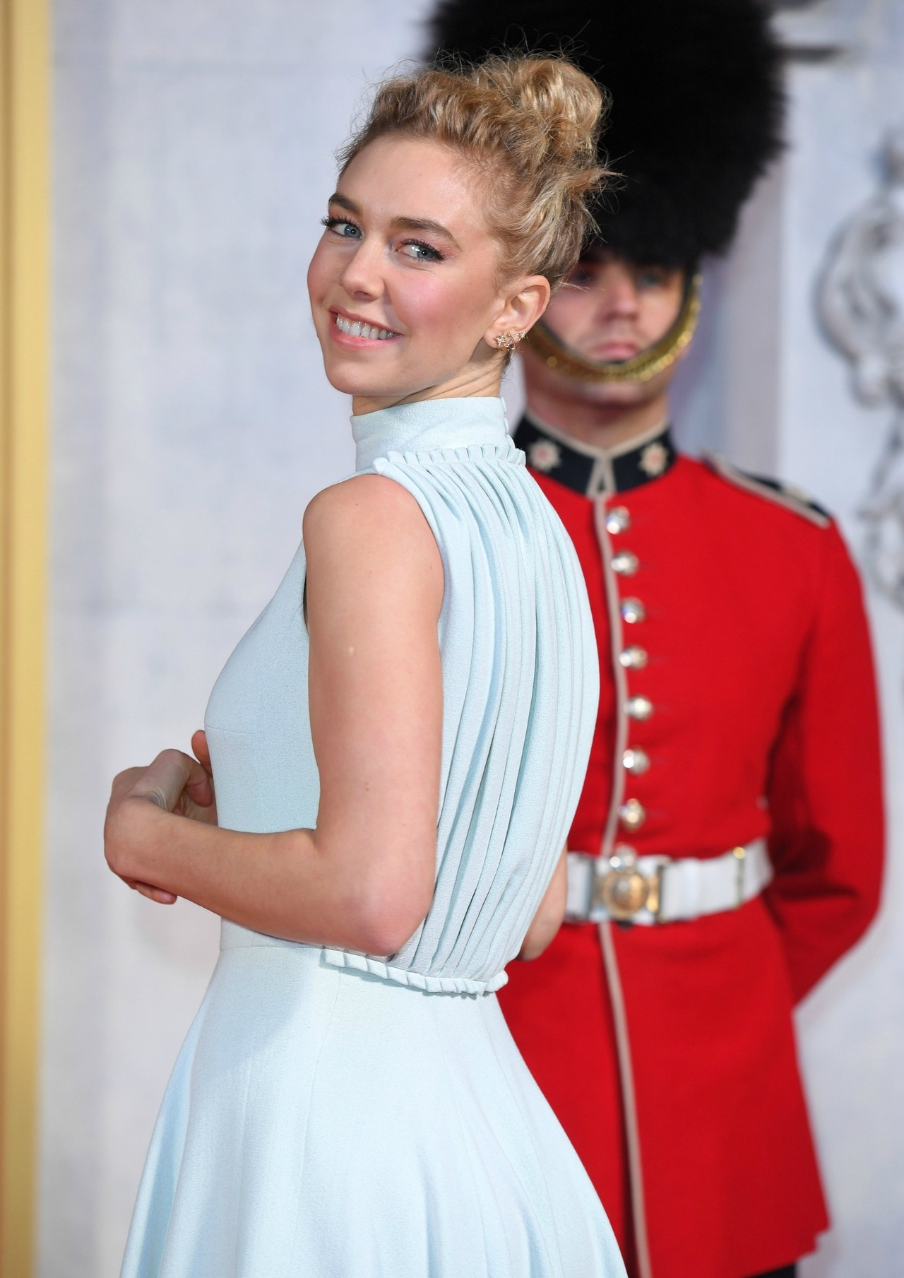 Vanessa Kirby on Smile