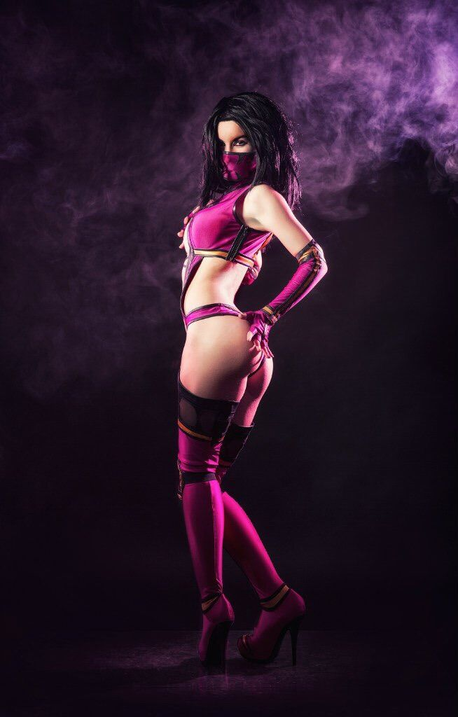 Mileena Hot Pictures
