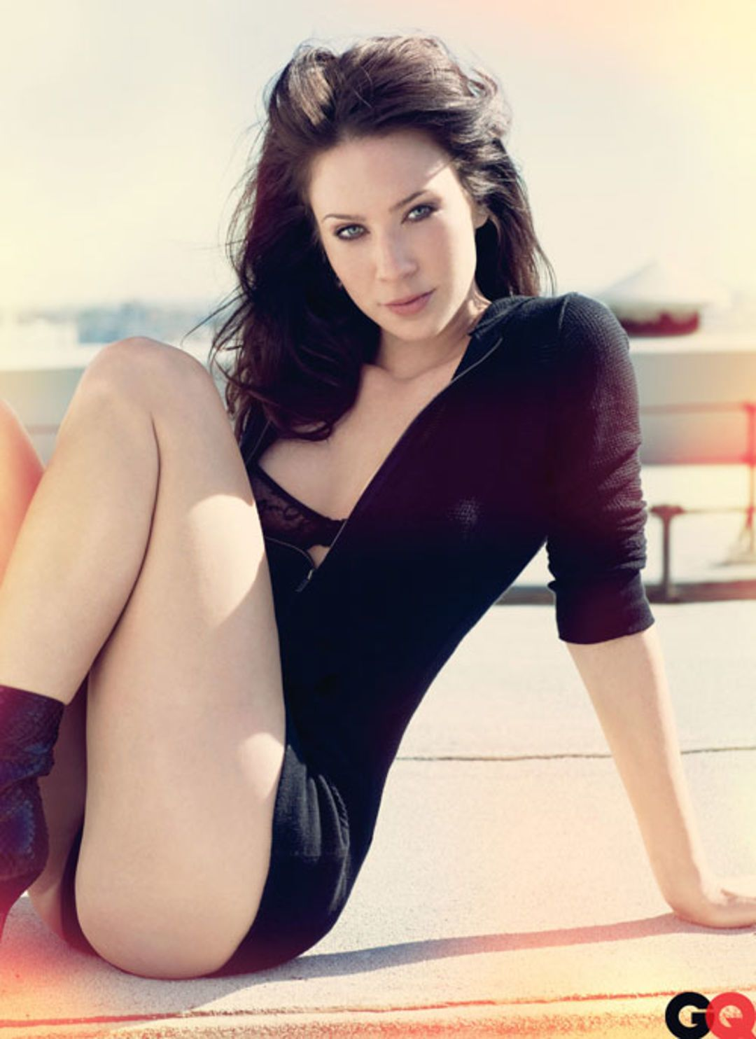 29 Hottest Lynn Collins Pictures Who Was Silver Fox In X -7817