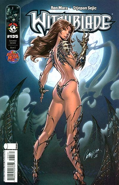 Witchblade erotic art-7031