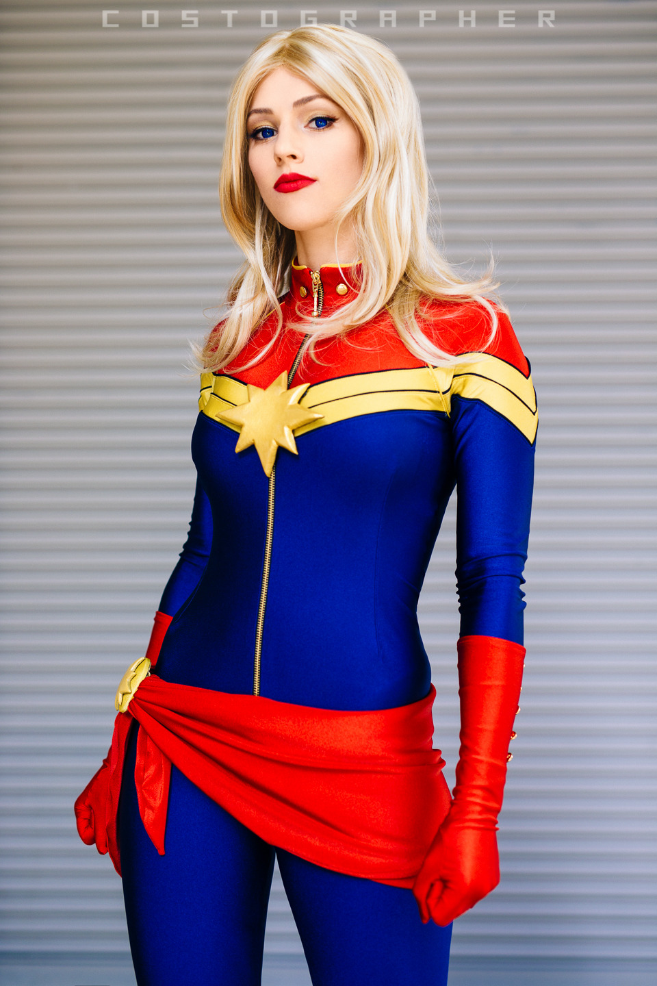 Captain Marvel Sexy