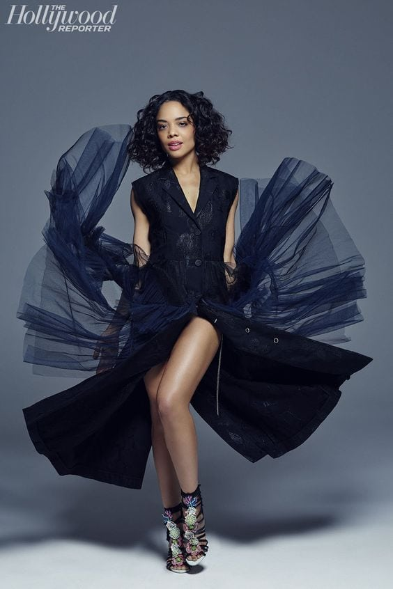 Tessa Thompson Sexy Pictures
