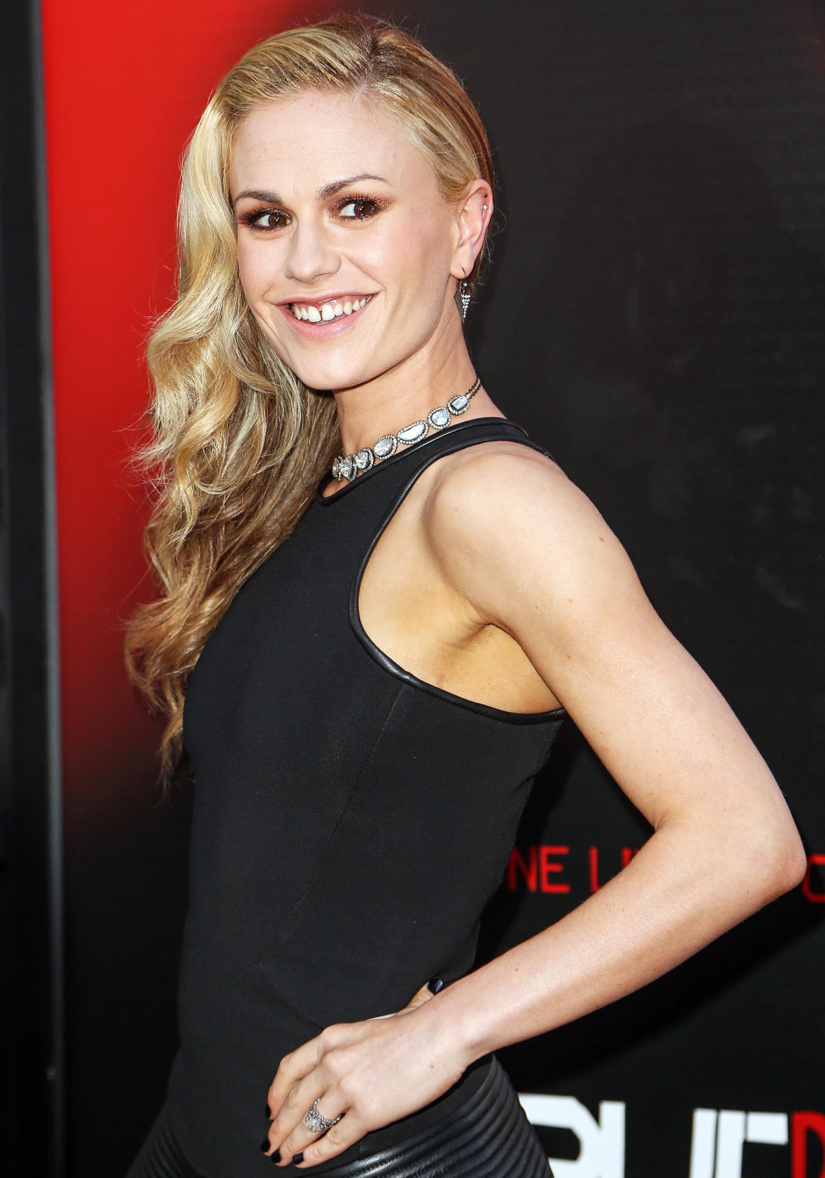 35 Hottest Pictures Of Anna Paquin Who Plays Rogue In X ... Anna Paquin
