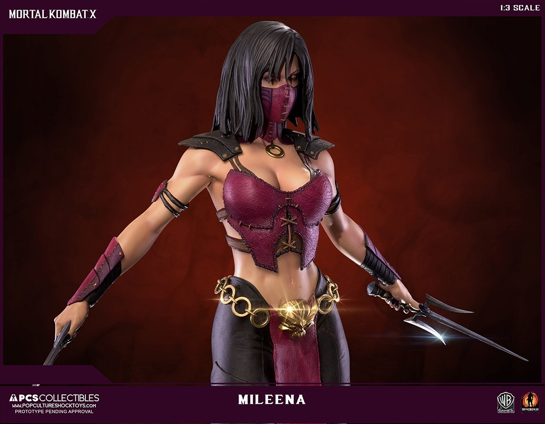 Mileena Hot Photoshoot
