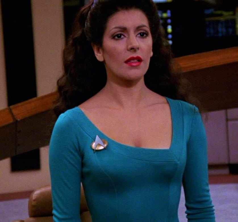 Marina Sirtis Hot Pictures