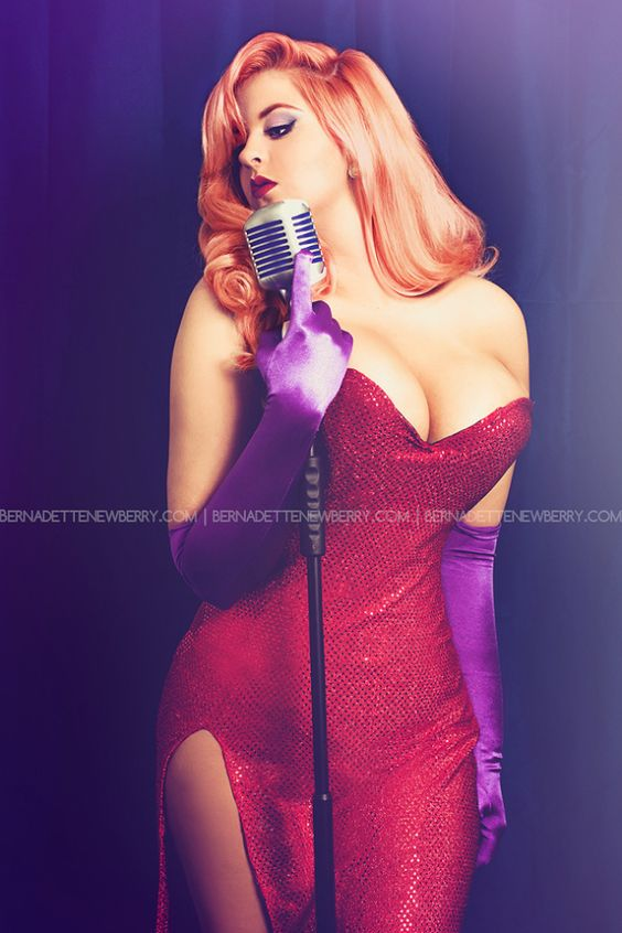 36 Hot Pictures Of Jessica Rabbit - The Hottest Cartoon -5634