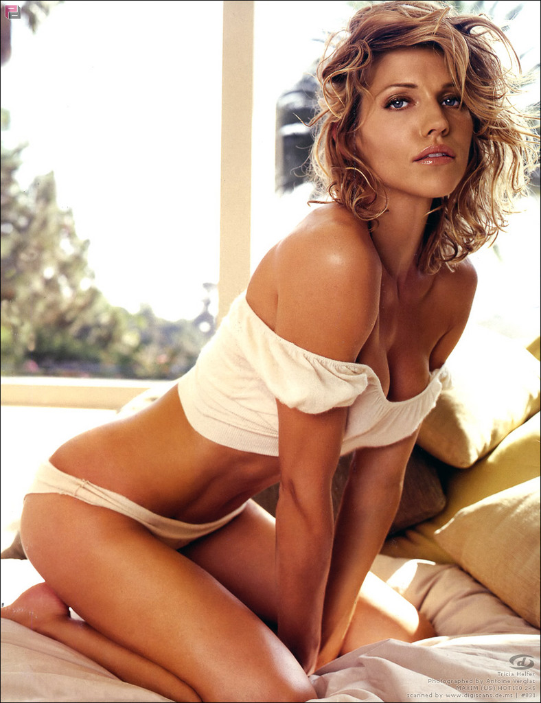 Boobs Tricia Helfer nudes (27 photos), Topless, Cleavage, Feet, lingerie 2018