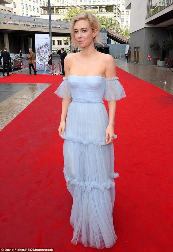 Vanessa Kirby on Red Carpet