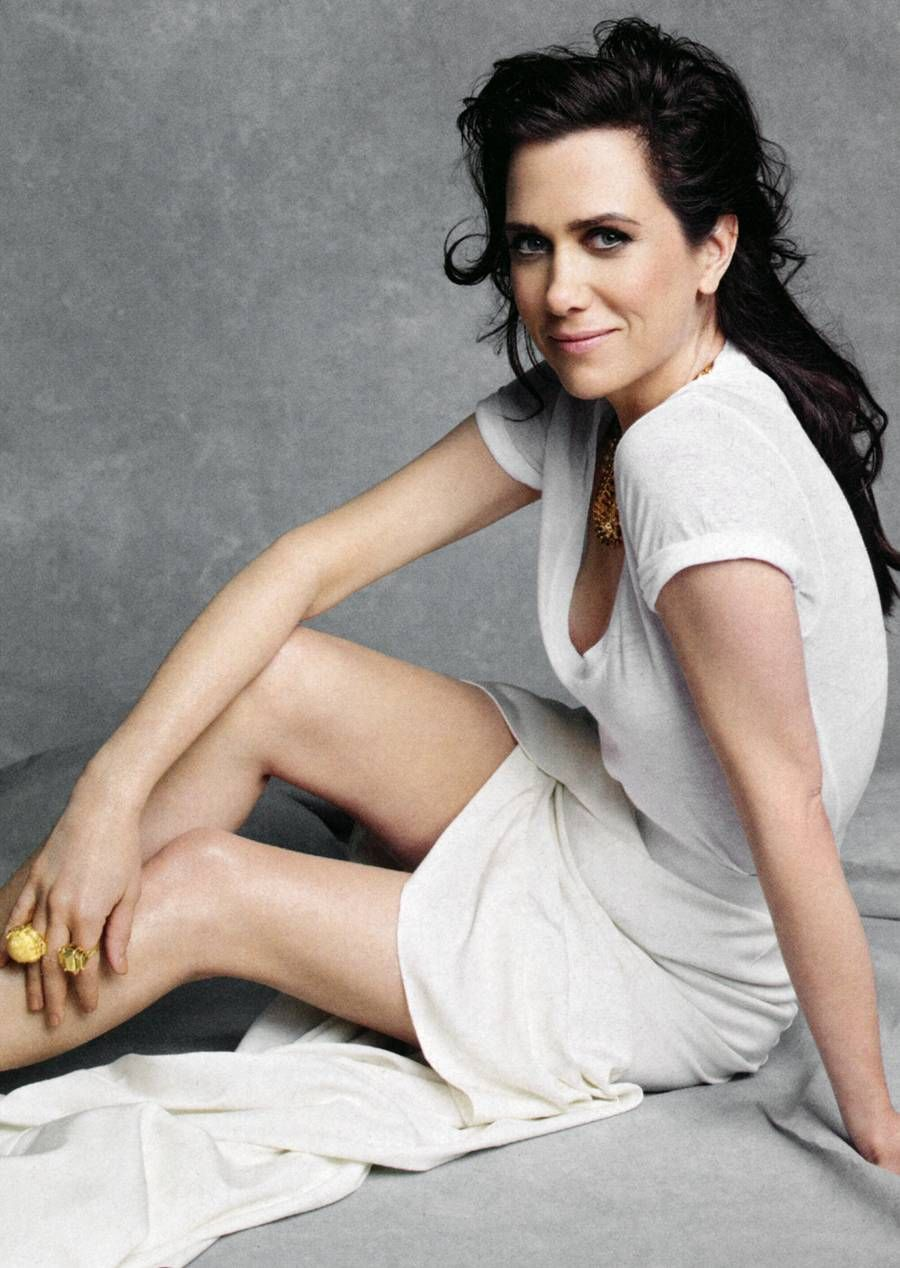Kristen Wiig on Photoshoot