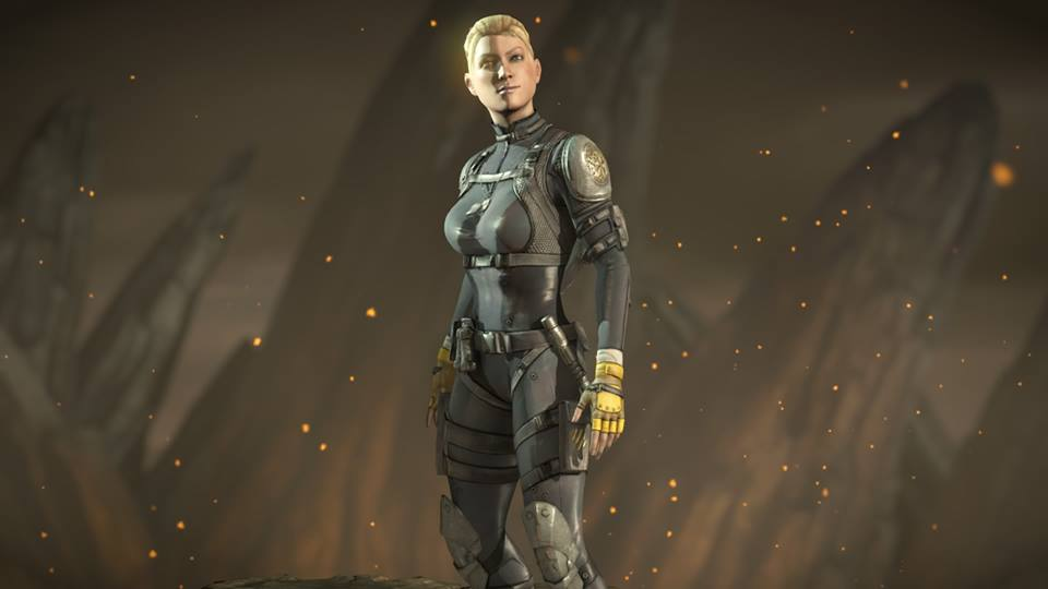 Cassie Cage Hot Pictures