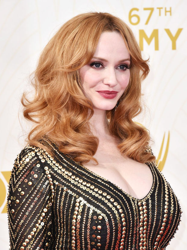 61 Hot Pictures Of Christina Hendricks  Perfect For Poison Ivys Role  Best Of -8358