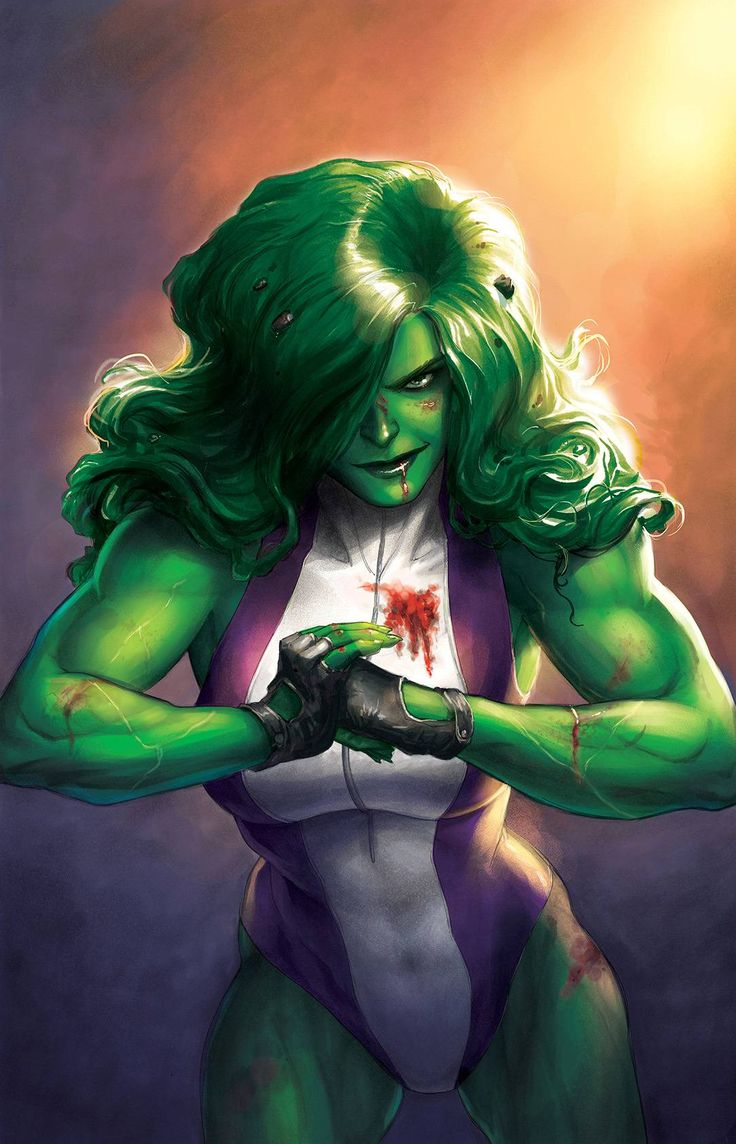 37 Hot Pictures Of She-Hulk - One Of The Hottest Marvel -1317