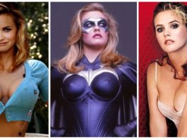 37 Hot Pictures Of Alicia Silverstone - The Forgotten Batgirl In Batman & Robin
