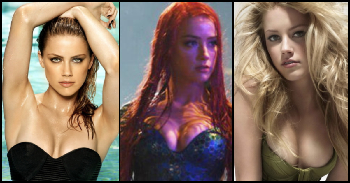 46 Hot Pictures Of Amber Heard Mera In Aquaman Movie