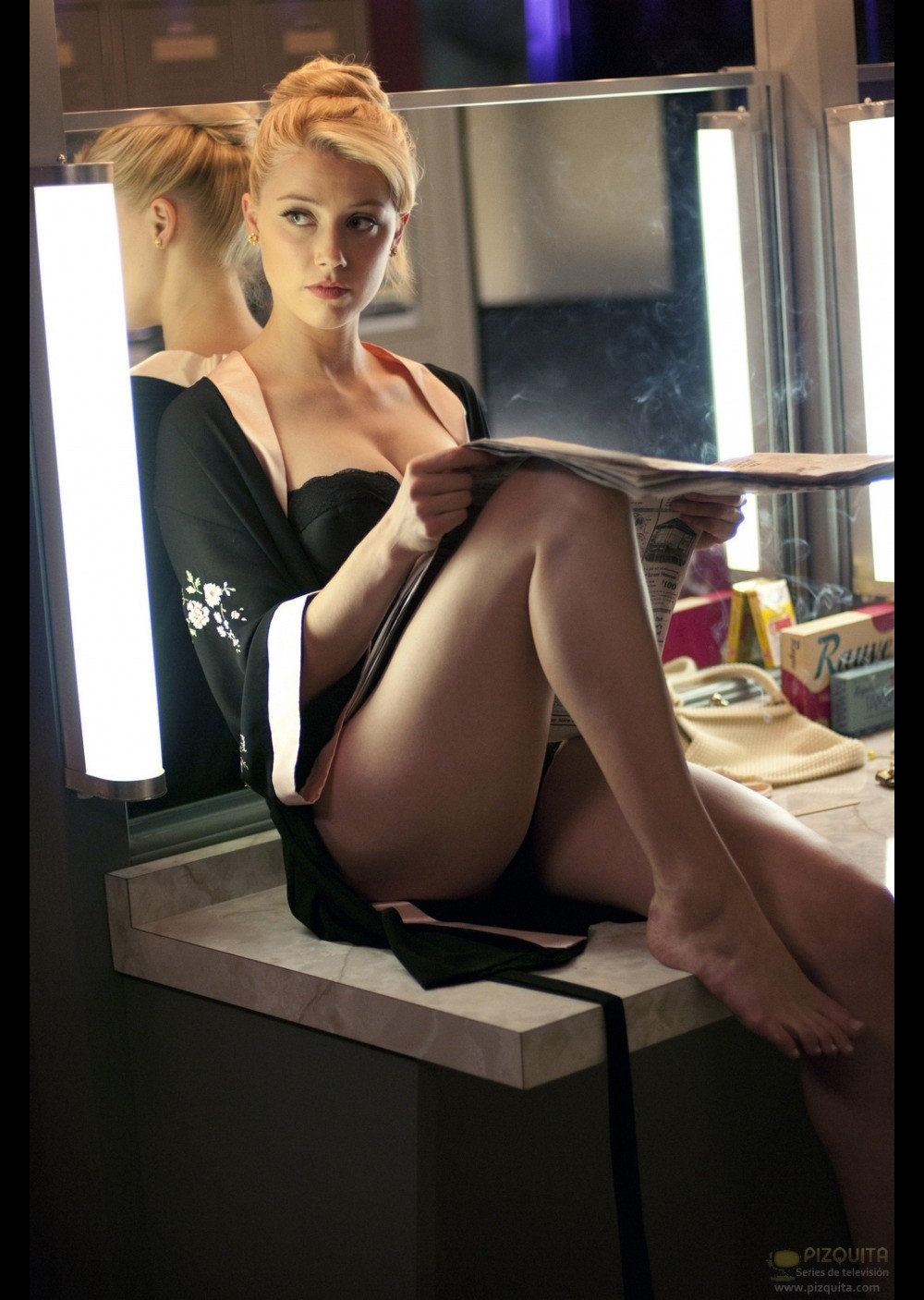 Amber Heard Too Hot
