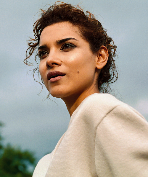 Amber Rose Revah Hairstyle