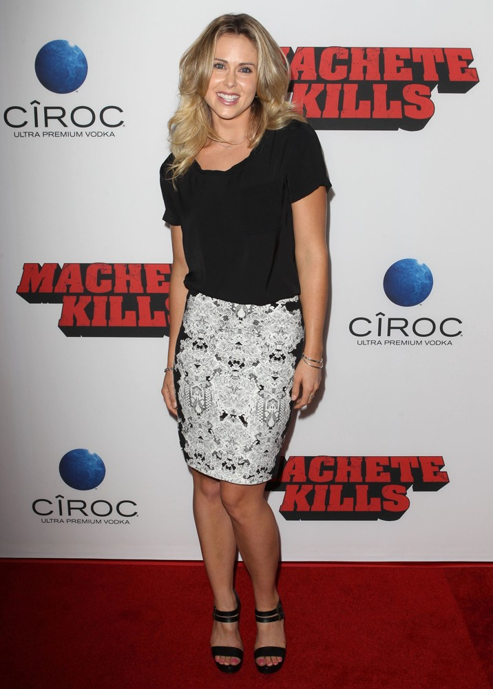 Anna Hutchison Red Carpet