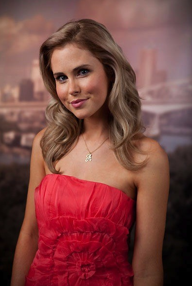 Anna Hutchison Sexy Dress