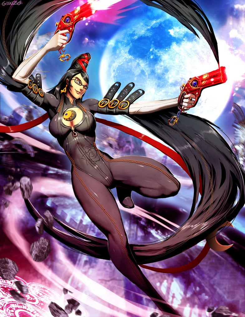 35 Hot Pictures Of Bayonetta