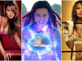 """38 Hot Pictures Of Jamie Chung - She Is Blink In """"The Gifted"""" X-Men TV Show"""