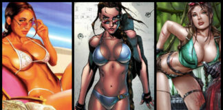 Lara Croft Hot and Sexy Pictures Compilation and Collection
